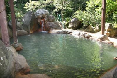 奥飛騨温泉郷のひとつ「平湯温泉」で日帰り入浴